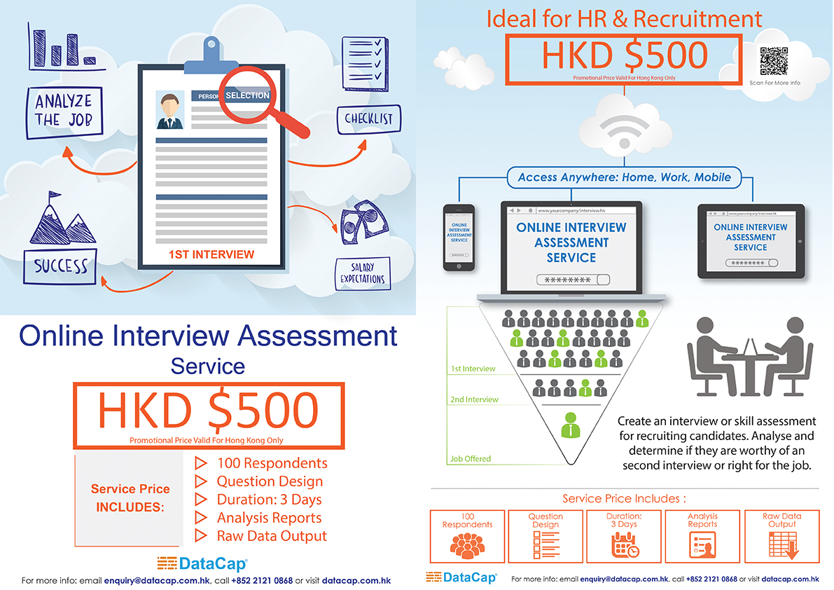 online employee opinion survey online interview assessment please kindly contact us toll at 852 2121 0868 or email to us enquiry com hk